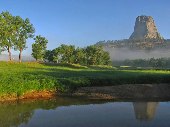 Devils Tower Wy >> Devils Tower - Wyoming