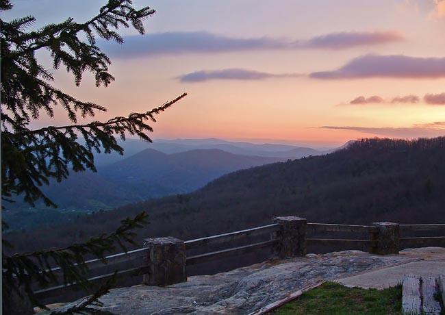 black rock mountain georgia