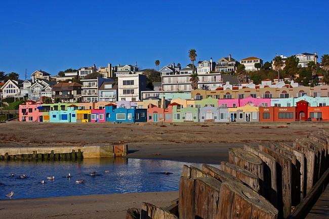 Capitola Beach California