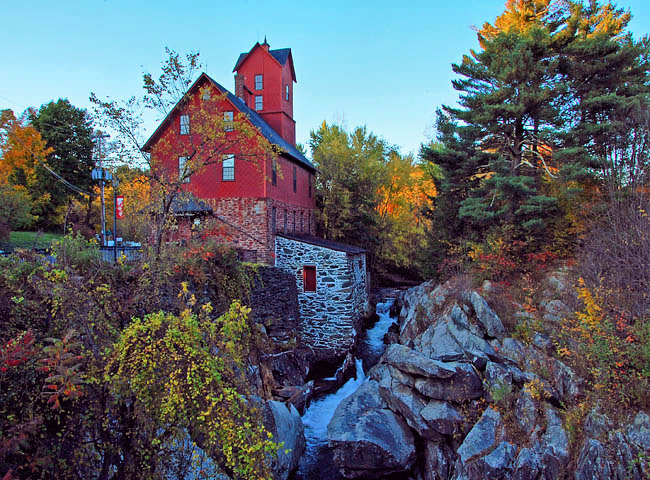 Old Red Mill - Vermont
