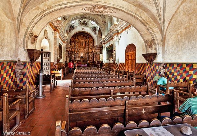 Mission San Xavier Del Bac Church Arizona