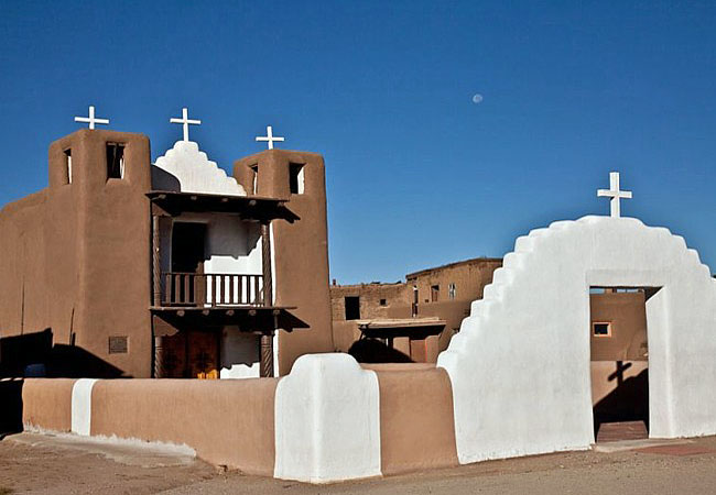 St Jerome S Chapel New Mexico