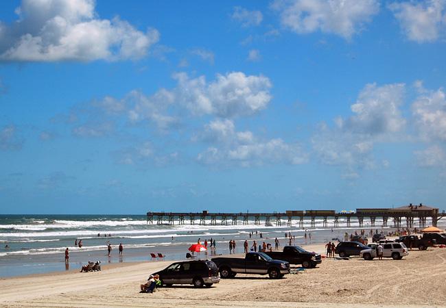 World S Most Famous Beach Daytona Florida