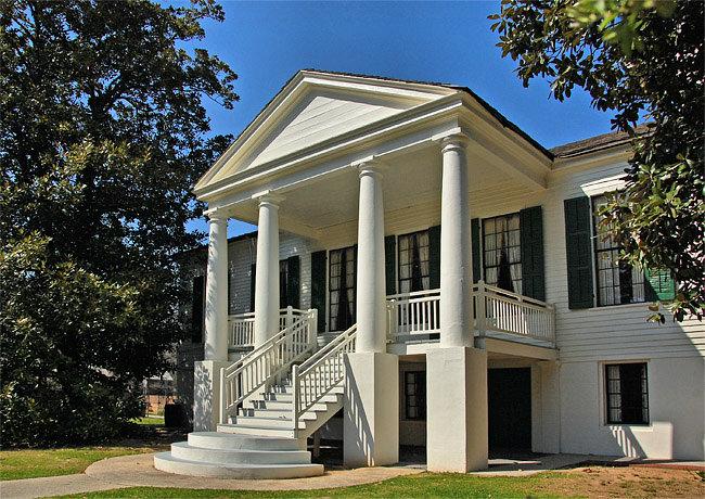 Davis House (Dickey House) - Georgia