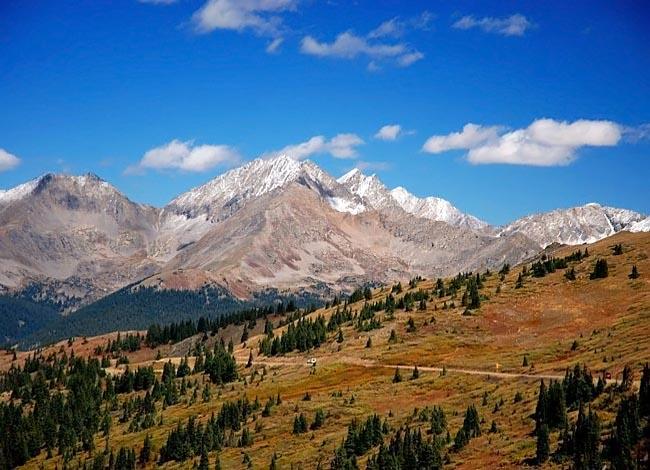 Cottonwood Pass Skyline Hike, Cottonwood Pass CO - My Buzz ...  |Cottonwood Pass