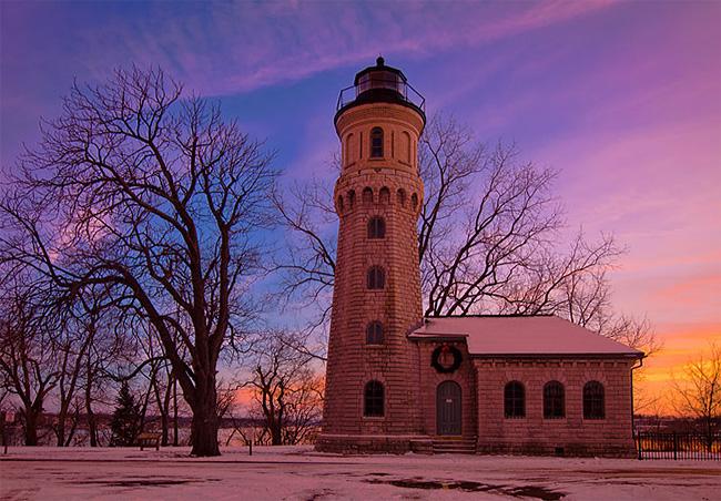 Fort Niagara Lighthouse New York