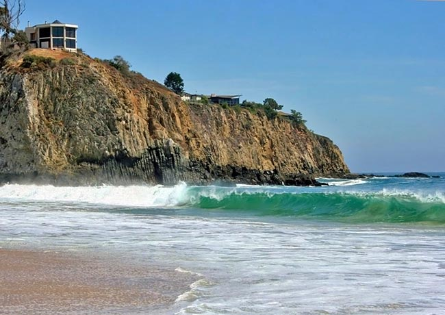 Crystal Cove State Park Historic District Newport Beach Ca