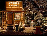sweet shop overlys country christmas pennsylvania - Overly Country Christmas
